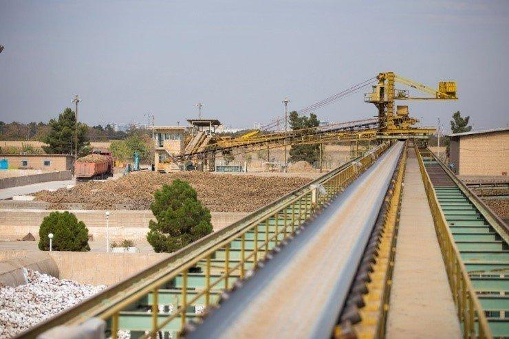 ۶۰ هزار تن چغندرقند تحویل کارخانه قند شرکت صنعتی و کشاورزی شیرین خراسان شد